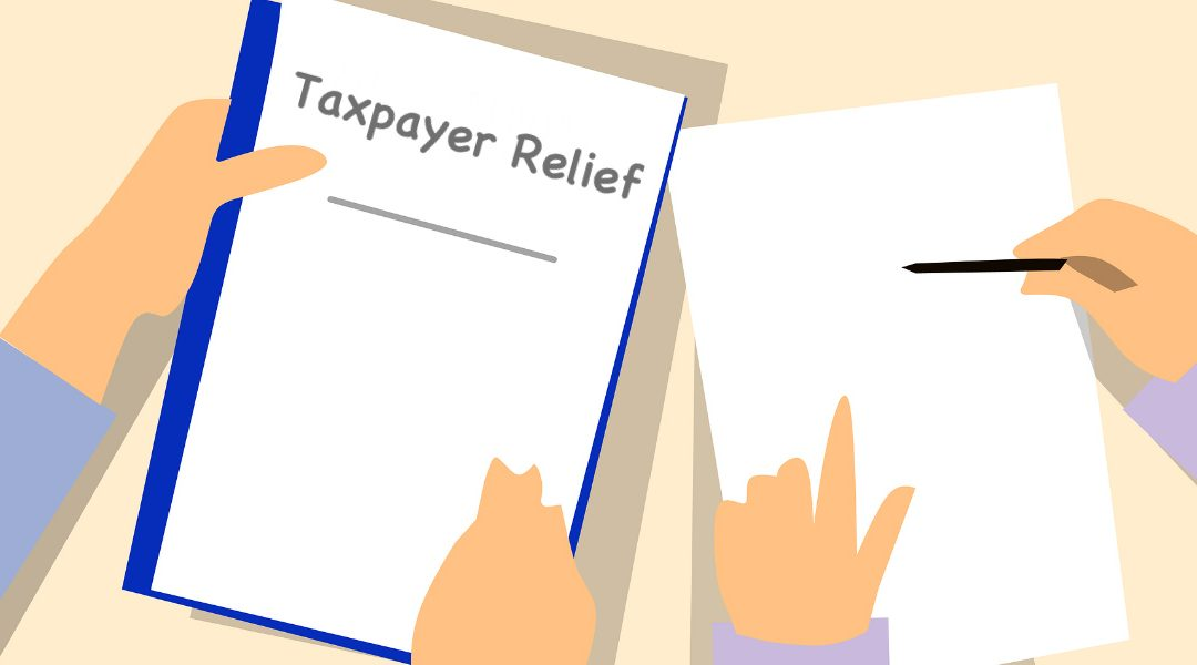 Best Practices for Taxpayer Relief